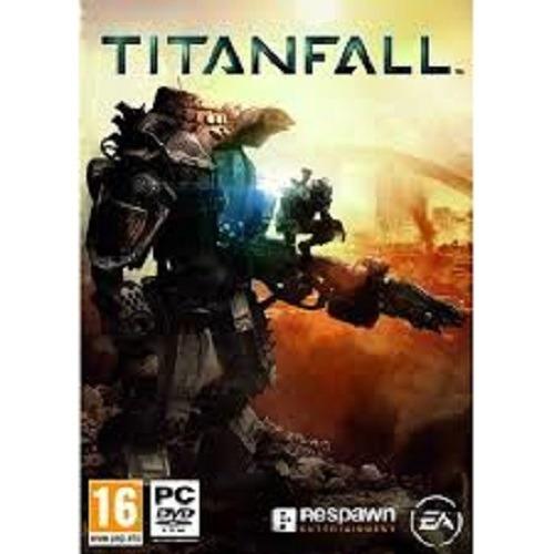Titanfall Para Pc Original Midia Fisica Novo Pronta Entrega