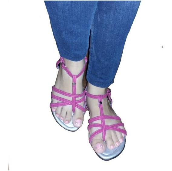 Sandalias Para Damas, Niñas De Buena Calidad
