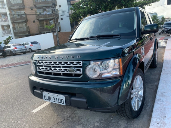 Land Rover Discovery 4 S 2012/2012 - 3.0 V6 Biturbo