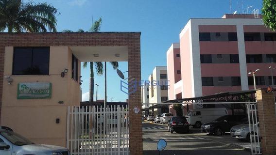 Excelente Apartemento A Venda..prox Aos Shops Rio Mar Kennedy E North Shopping - Ap0593