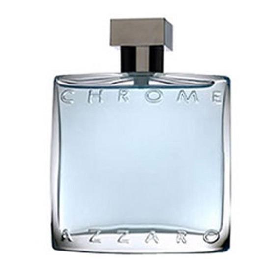 Perfume Azzaro Chrome Eau De Toilette Masculino 50ml