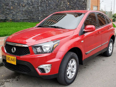 Ssangyong Actyon 2300 Automatica Full, Equipo