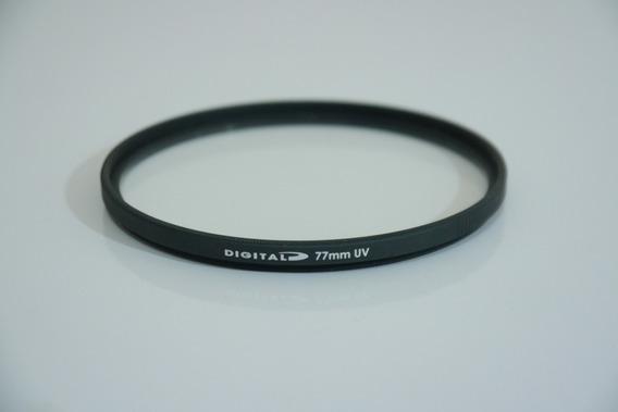 Filtro Promaster Digital Uv 77mm Made In Japan