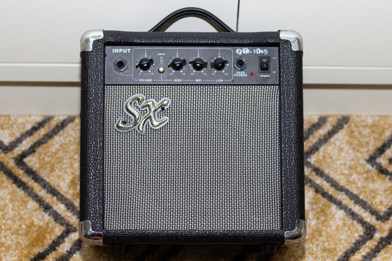 Amplificador Sx Ga-1065 10w (usado)
