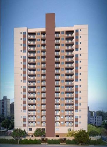 Apartamento 2 Dormitórios 45 M² Por R$ 285.215 - Metrô Barra Funda - São Paulo/sp - Ap10752
