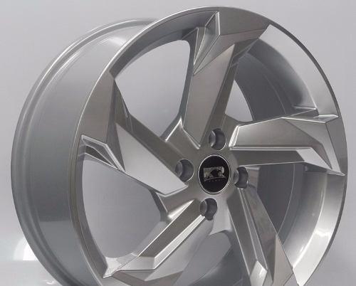 Imagem 1 de 10 de Jg Roda Audi A7 Rs7 Aro15 Diversas Furações +bico+parafusos