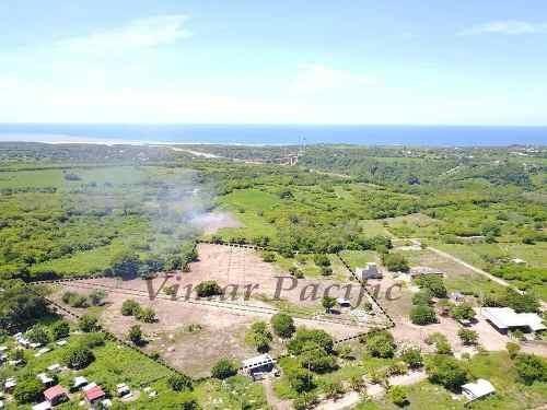 Lote La Barra Colotepec En Puerto Escondido