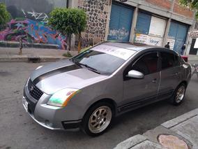 Nissan Sentra 2.0 Premium Ee Qc Cvt 2008