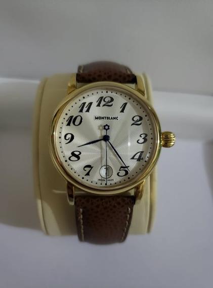 Reloj Montblanc Para Caballero Cuarzo No.omega.longines.oris