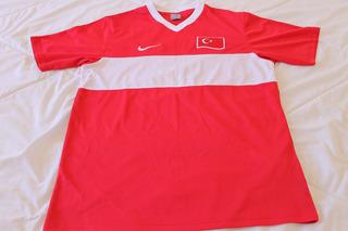 Camisa Turquia 2008-2010 - Nike - Tamanho G - Leia O Anúncio