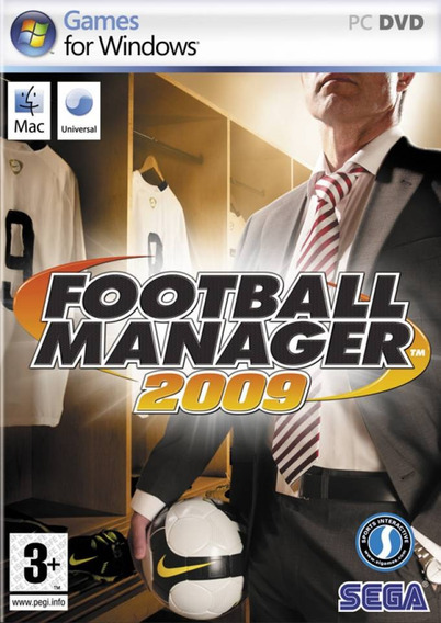 Football Manager 2009 Pc Mac Disco Digital