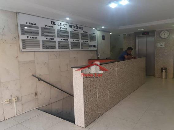 Sala Para Alugar, 45 M² Por R$ 750,00/mês - Centro - Fortaleza/ce - Sa0076