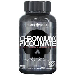 Chromium Picolinate 200 Tabs