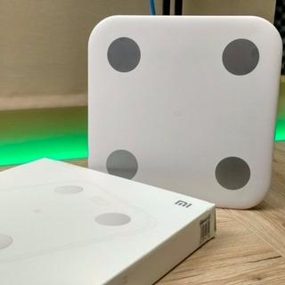Balança Digital Com Bioimpedância Xiaomi Smart Scale Mi Body