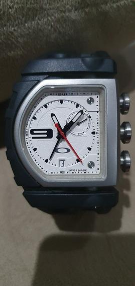 Relógio Oakley Autêntico Fuse Box