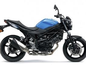 Preventa Moto Suzuki Sv650 Sv 650 Azul 2017 Urquiza Motos