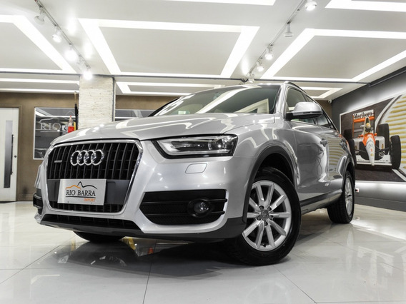 Audi Q3 Attraction 2015