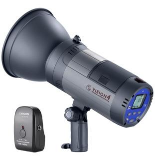 Neewer Vision 4 Flash Estudio Con Bateria Portatil 300w G60