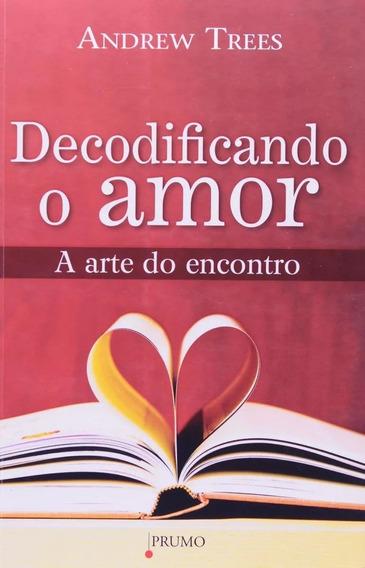 Decodificando O Amor - Andrew Teles - Novo E Lacrado
