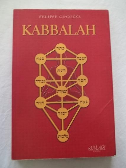 Livro - Kabbalah - Felippe Cocuzza - Astrologia E Esotericos