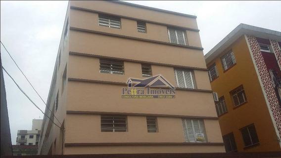 Vendo Otimo Apartamento Residencial À Venda, Vila Guilhermina, Praia Grande. - Ap2990