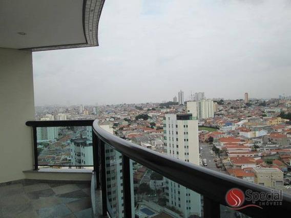 Cobertura Para Locação, Água Rasa, São Paulo - Co0283. - Co0283