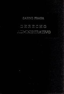 Derecho Administrativo - Fraga [hgo]