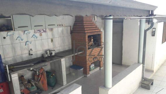 Casa Com 3 Dormitórios À Venda, 140 M² Por R$ 530.000 - Jardim Carlos Lourenço - Campinas/sp - Ca5115