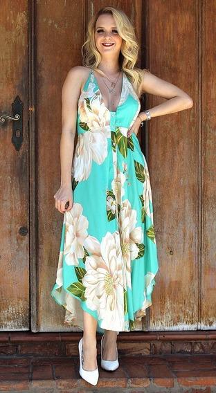Farm Vestido Cropped Doce Flor