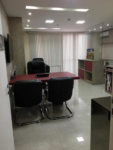 Sala À Venda, 40 M² Por R$ 400.000,00 - Vila Formosa - São Paulo/sp - Sa0553