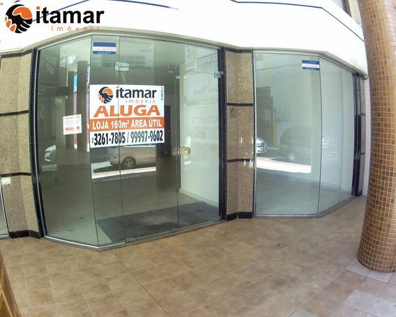 Loja Para Locação Anual Guarapari É Nas Imobiliárias Itamar Imóveis. - Pt00075 - 34300528