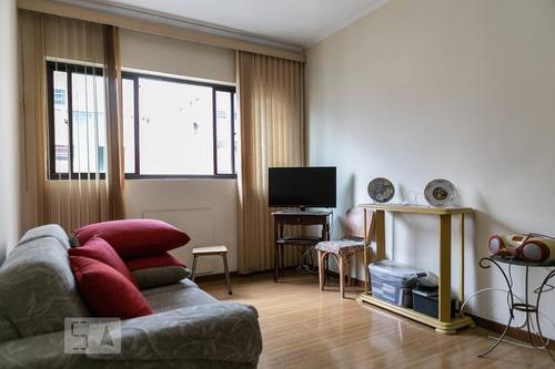 Apartamento Para Aluguel - Ponta Da Praia, 1 Quarto,  52 - 893303200