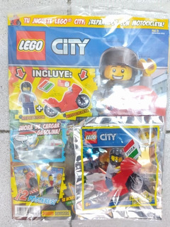 Revista Lego City No. 9