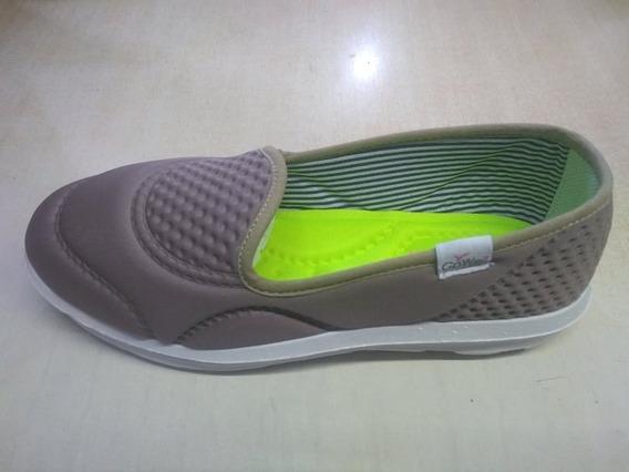 Zapatillas Nauticas Gowell Con Plantilla Acolchonada!!!