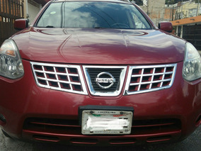 Nissan Rogue 2009 Piel