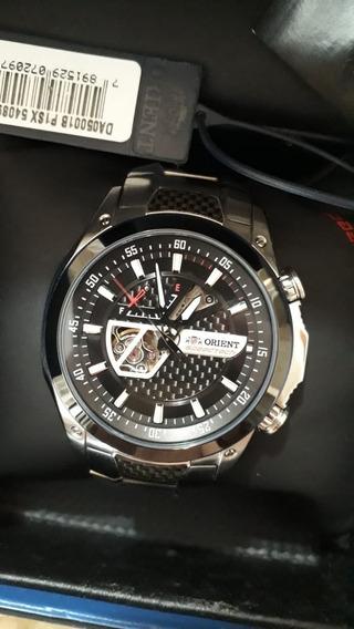 Relógio Orient Speedtech Subaru Sti Automatico Da05001b P1sx