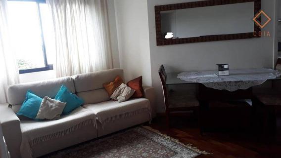 Apto 58 M², 2 Dormitórios, Sala, Cozinha, Banheiro, Área De Serviço, 1 Vaga, R$ 230.000,00 - Ap45568