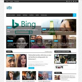 Vendo Site Fatospoliciais.com