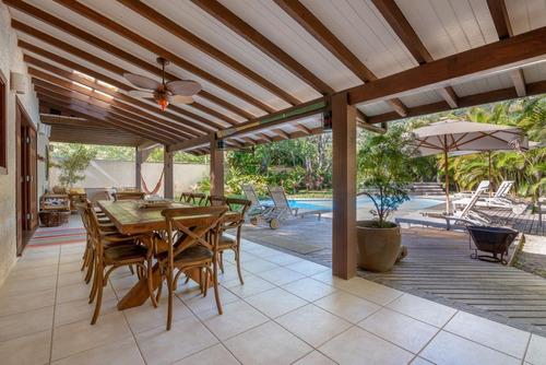 Casa Para Venda Em São Sebastião, Barra Do Sahy, 7 Dormitórios, 7 Suítes, 3 Banheiros, 8 Vagas - 73_2-1072828