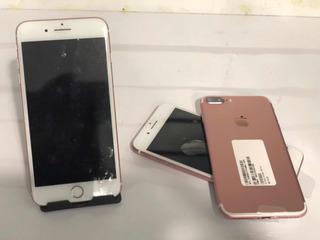 iPhone 7 Rose Desbloqueo De Fabrica 128gb