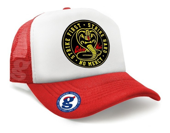 Gorra Trucker Cobra Kai Karate Kid Serie