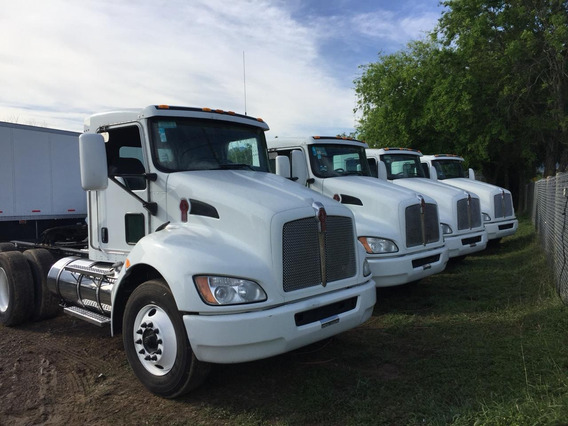 Kenworth T370 Tractocamion Km 165,350