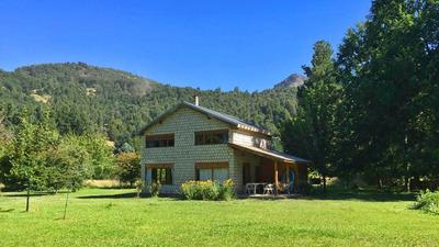 Casa C/lote En Quila Quina - San Martín De Los Andes - Nqn