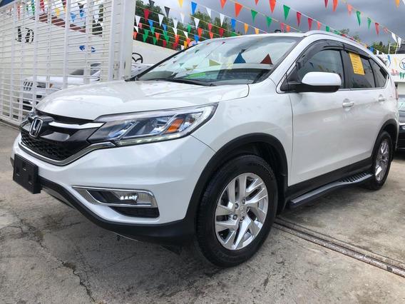 Honda Cr-v Exl Full Recibo Veh