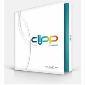 Sistema Clipp Store 2019 Full Completo (entrega Imediata)
