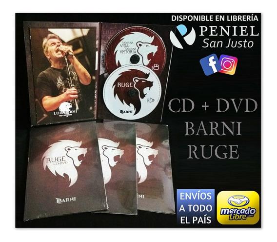 Barni Ruge - Cd Y Dvd