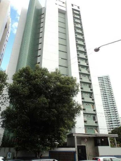 Apartamento Em Espinheiro, Recife/pe De 175m² 4 Quartos Para Locação R$ 2.000,00/mes - Ap280234