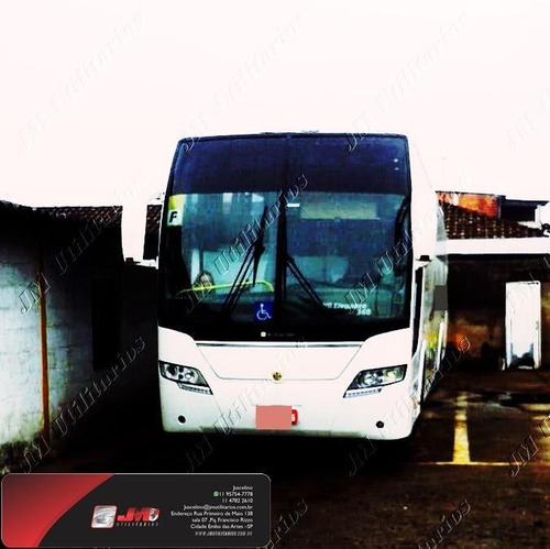 Busscar Jumbus 360 Elegance Ano 2008 M.b O500 Jm Cod.347