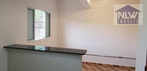Kitnet Com 1 Dormitório Para Alugar, 20 M² Por R$ 1.100,00/mês - Jardim Cidade Pirituba - São Paulo/sp - Kn0019