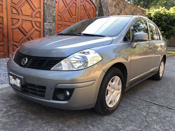 Nissan Tiida 1.8 Sense Sedan Mt 2017